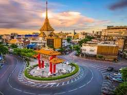 Du lịch Thái Lan 5 ngày 4 đêm giá ưu đãi từ TP.HCM