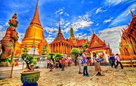 Du lịch Thái Lan – Bangkok – Pattaya 4 ngày giá tốt nhất 2018 từ Sài Gòn