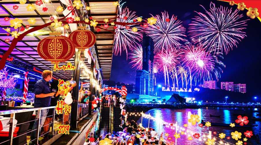 Du lịch Thái Lan 4 ngày dịp Tết Nguyên Đán 2019 giá tốt nhất từ TP.HCM