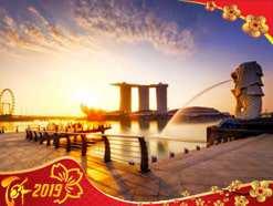 Tour Sing – Malay – Indo 6 ngày dịp Tết Nguyên Đán 2019 giá tốt nhất từ Sài Gòn