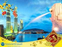 Du lịch Singapore Malaysia dịp tết 2020 khởi hành từ Hà Nội giá tốt
