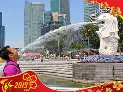 Du lịch Singapore Malaysia Tết 2019 khởi hành từ Hà Nội giá tốt nhất