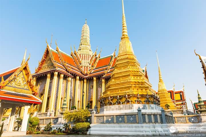 Du lịch Thái Lan 5 ngày 4 đêm chào Thu 2018 giá ưu đãi từ TP.HCM