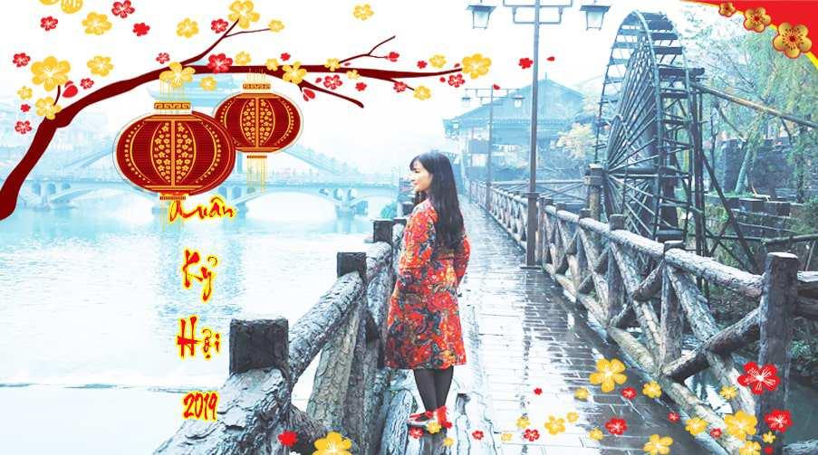 Du lịch Trung Quốc 4 ngày Tết Nguyên Đán 2019 giá ưu đãi từ TP.HCM