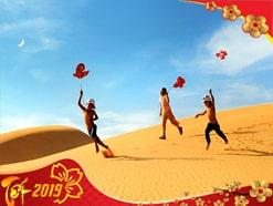 Du lịch Biển Xanh Phan Thiết chào năm mới 2019 giá tốt từ Sài Gòn