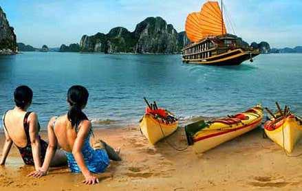 Du lịch Hà Nội – Hạ Long 3 ngày giá tốt hè 2019 từ Sài Gòn