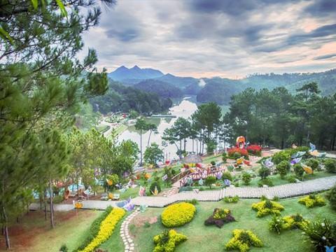 Du lịch Đà Lạt 3 ngày giá tiết kiệm hè 2020 khởi hành từ Sài Gòn