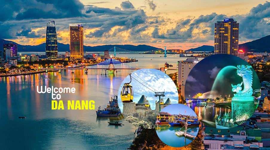 Tour Đà Nẵng – Bà Nà – Hội An – Cù Lao Chàm hè 2020 từ Sài Gòn
