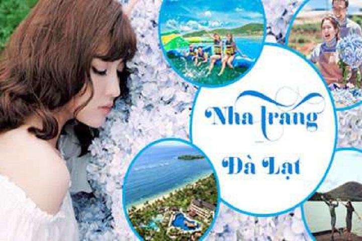 Tour Nha Trang – Đà Lạt 4 ngày giá ưu đãi hè 2019 từ TP.HCM
