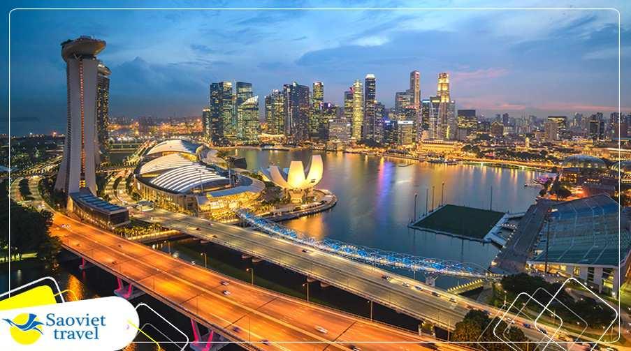 Du lịch Singapore 3 ngày giá tốt dịp hè 2019 từ TP.HCM – TOUR CAO CẤP