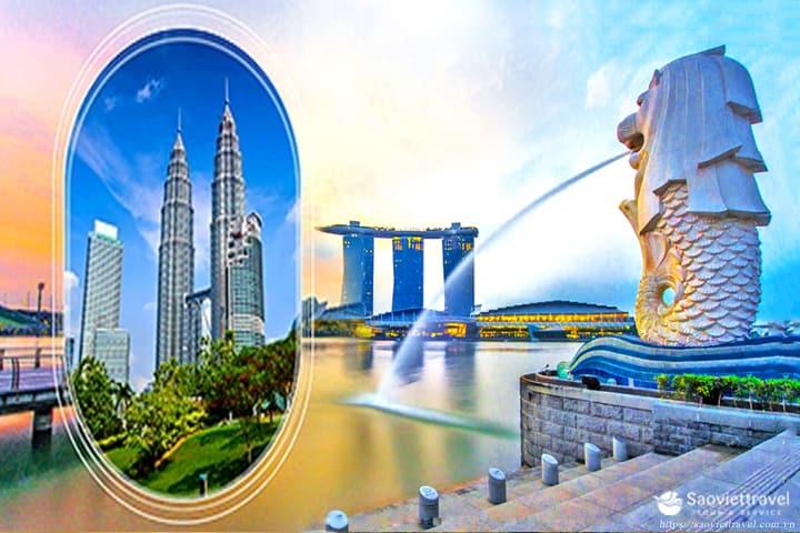 Tour Singapore Indonesia Malaysia 6 ngày giá ưu đãi 2020 từ Sài Gòn – TOUR CAO CẤP