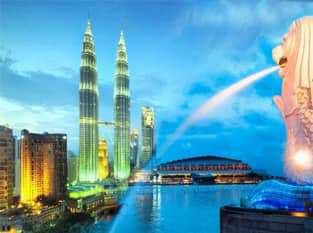Tour Singapore Malaysia 6 ngày giá tiết kiệm hè 2020 từ Sài Gòn