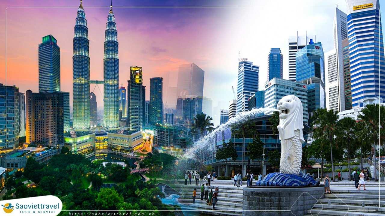 Tour Singapore – Malaysia 6 ngày 5 đêm giá siêu tiết kiệm 2020 từ Hà Nội