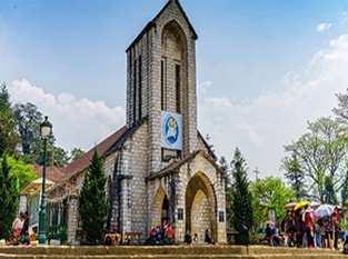 Du lịch Tết Dương lịch – Hà Nội – Sapa – Fansipan 4 ngày từ Sài Gòn giá tốt 2021