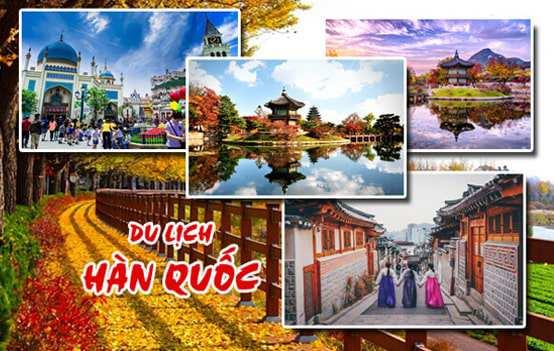 Du lịch Hàn Quốc – Khám Phá Xứ Sở Kim Chi 4 ngày giá ưu đãi 2019 từ TP.HCM