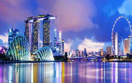 Du lịch Sing – Malay – Indo 6 ngày giá tốt hè 2019 từ Sài Gòn