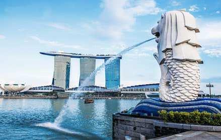 Du lich Singapore Malaysia 5 ngày 4 đêm 2020 giá tốt từ Tp.HCM – Đặc sắc nhạc nước