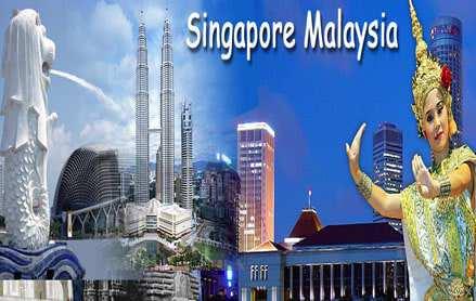 Tour Singapore – Malaysia 5 ngày hè 2019 giá tốt từ Sài Gòn – Đặc sắc nhạc nước