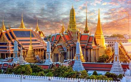 Du lịch Thái Lan Bangkok – Pattaya – Vườn Thú Safari Khao Kheow 5 ngày giá tốt 2020 từ TP.HCM