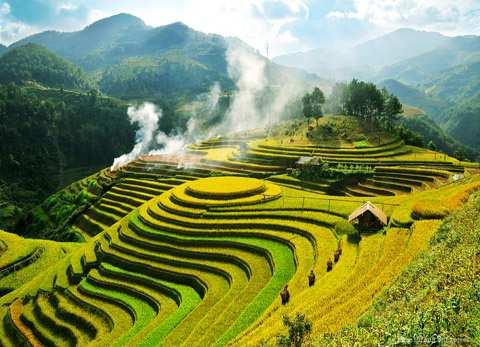 Tour Miền Bắc – Hạ Long – Sapa – Hà Nội – Ninh Bình 5 ngày giá tốt từ Sài Gòn