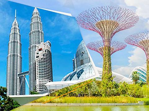 Du lịch Singapore – Malaysia 5 ngày 4 đêm hè 2021 giá tốt khởi hành từ Sài Gòn
