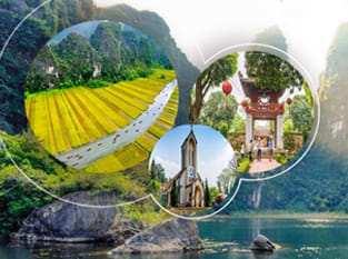 Du lịch Tết Dương lịch 2021 – Hà Nội – Sapa – Ninh Bình 4 ngày giá tốt từ TP.HCM