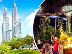 Du lich Singapore Malaysia 5 ngày 4 đêm 2019 giá tốt từ Tp.HCM – Đặc sắc nhạc nước