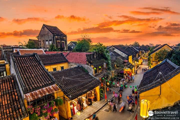 Du lịch – Đà Nẵng – Bà Nà – Hội An – Huế – 4 ngày giá tốt từ Sài Gòn 2020