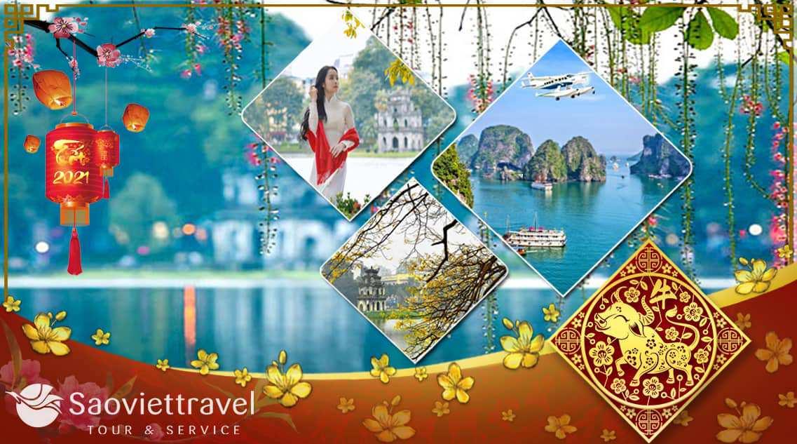 Du lịch Miền Bắc tết 2021 – Hà Nội – Hạ Long 3 ngày giá tốt từ khởi hành từ TP.HCM
