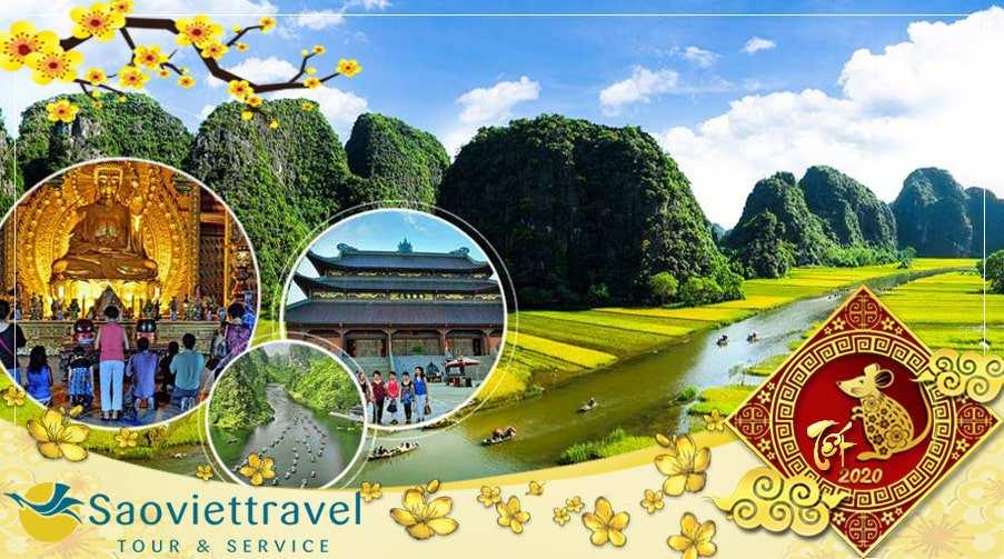 Du lịch Tết 2021 – Hà Nội – Hạ Long – Sapa – Ninh Bình 5 ngày từ Sài Gòn