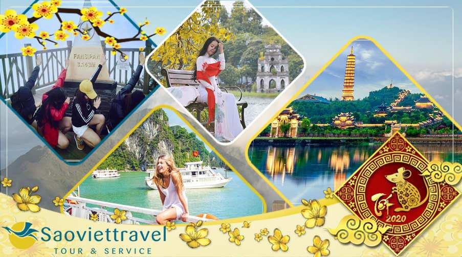 Du lịch Tết Nguyên Đán 2020 Hà Nội – Sapa – Ninh Bình 4 ngày giá tốt từ Sài Gòn