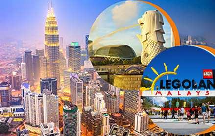 Du lịch Singapore Malaysia 4 ngày 3 đêm từ Sài Gòn giá tốt