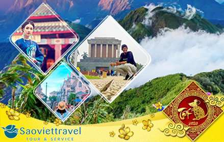 Du lịch Tết Nguyên Đán 2020 – Hà Nội – Hạ Long – Sapa – Fanxipan 4 ngày giá tốt từ TP.HCM