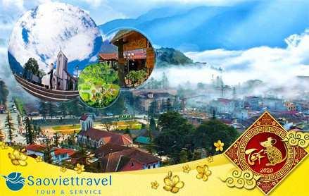 Du lịch Tết Canh Tý 2020 – Hà Nội – Hạ Long – Ninh Bình – Sapa 5 ngày từ Sài Gòn