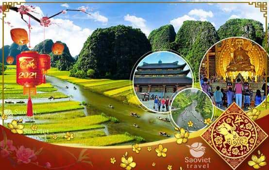 Du lịch Miền Bắc – Hà Nội – Sapa – Fansipan – Ninh Bình 4 ngày Tết Nguyên Đán 2021 từ Sài Gòn