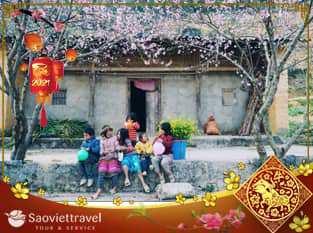 Du lịch Tết Nguyên Đán 2021- Hà Nội – Sapa – Fanxipan 4 ngày từ Sài Gòn giá tốt