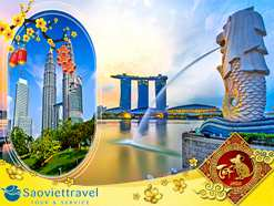 Du lịch Singapore Malaysia tết âm lịch 2020 giá tốt khởi hành từ TP.HCM