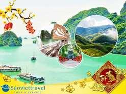 Du lịch Tết 2020 – Hà Nội – Hạ Long – Sapa – Ninh Bình 5 ngày từ Sài Gòn