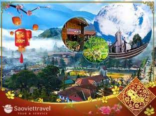 Du lịch Miền Bắc tết 2021 – Hà Nội – Hạ Long – Sapa – Ninh Bình 5 ngày từ Sài Gòn