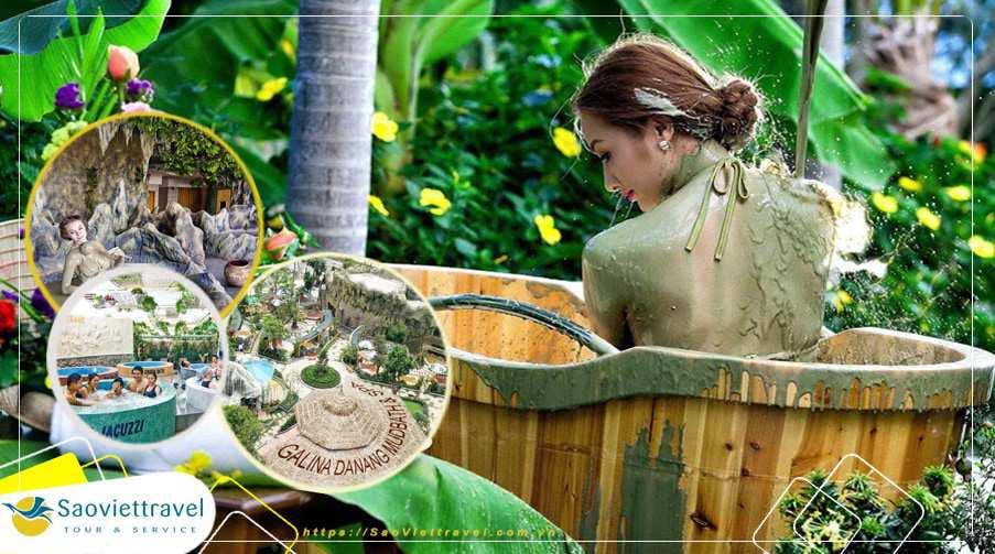 Tour Du lịch Đà Nẵng – Sơn Trà – Hội An – Bà Nà giá tốt mùa thu 2020 – Tặng tắm bùn Galina