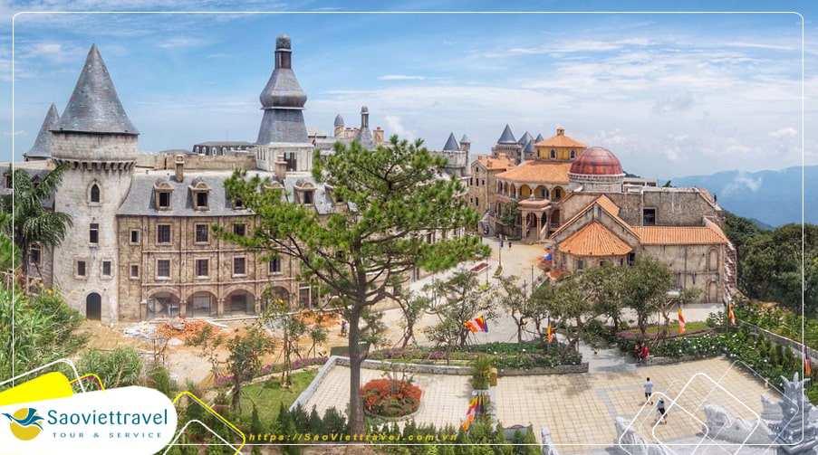 Du lịch Đà Nẵng – Sơn Trà – Hội An – Bà Nà mùa thu 2021- Tặng tắm bùn khoáng nóng Galina