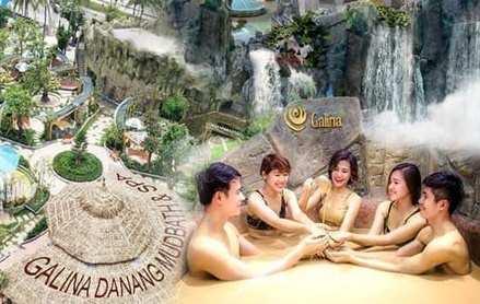 Tour Du lịch Đà Nẵng – Sơn Trà – Hội An – Bà Nà giá tốt mùa thu 2019 – Tặng tắm bùn Galina