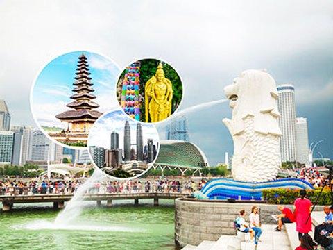 Du lịch Singapore – Indonesia – Malaysia mùa thu 2019 khám phá Legoland giá tốt từ Sài Gòn