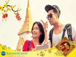 Du lịch Thái Lan Tết Nguyên đán 2020  Bangkok – Pattaya 5 ngày 4 đêm từ Sài Gòn