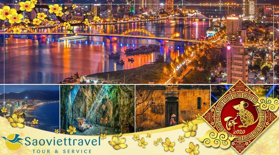 Du lịch Đà Nẵng Tết 2021 – Dấu Ấn Miền Trung từ Cần Thơ giá tốt