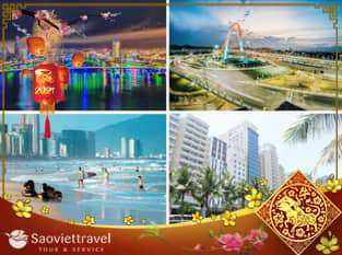 Du lịch Đà Nẵng tết nguyên đán 2022 – Dấu Ấn Miền Trung từ Cần Thơ