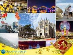 Du lịch Đà Nẵng Tết 2020 – Dấu Ấn Miền Trung từ Cần Thơ giá tốt