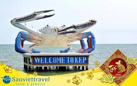 Du lịch Campuchia Tết 2020 – Biển Kép – Cao Nguyên Bokor – Phnom Penh 4 ngày 3 đêm từ Sài Gòn
