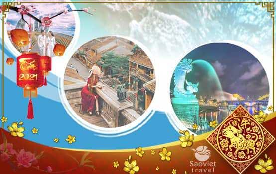 Du lịch Đà Nẵng tết nguyên đán 2021 – Dấu Ấn Miền Trung từ Cần Thơ