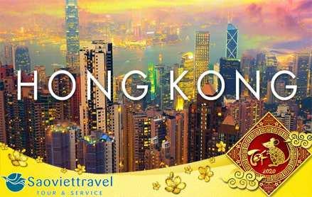 Du lịch Hồng Kông Tết 2021 – Hồng Kông Freeday – 4 ngày 3 đêm từ Sài Gòn giá tốt